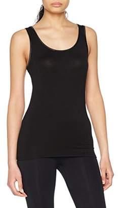 Damart Women's DÃbardeur Thermal Top,(Size : L)