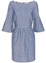 Burberry Michelle chambray dress