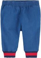 Gucci Imitation jean fleece pants