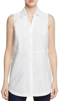 Foxcroft Harper Sleeveless Tunic