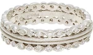 Cathy Waterman Women's Triple-Band Ring
