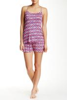 Steve Madden Jersey Knit Sleep Cami & Short Set