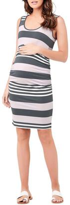 Ripe Stripe Nursing Dress