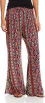 Angie Women's Flare Soft Pants