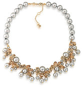 Carolee West Side Statement Collar Necklace