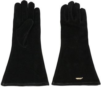 Undercover Panelled Gloves