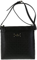 Kate Spade Penn Place Embossed Keisha Crossbody Handbag Shoulder Bag