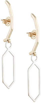 NATASHA SCHWEITZER Bowie drop earrings