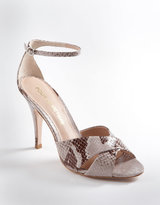 POUR LA VICTOIRE Kalinda Leather Sandals
