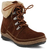 Spring Step Biel Shearling Accented Boot
