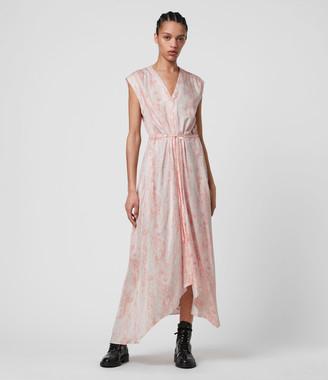 AllSaints Tate Masala Dress