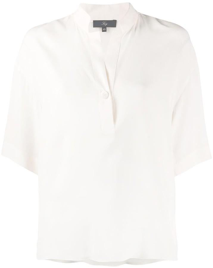 Fay Loose Fit Shirt