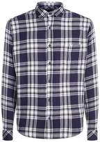 Rails Check Printed Shirt