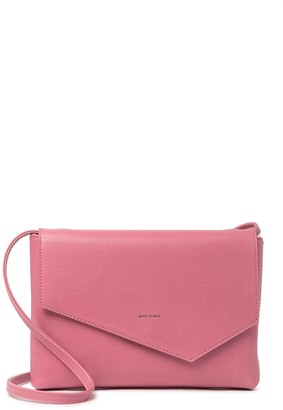 Matt & Nat Riya Vintage Vegan Leather Crossbody Clutch