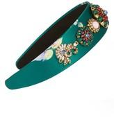 Cara Crystal Embellished Headband