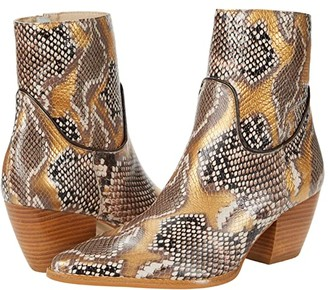 Matisse Amore (Bronze Multi Snake) Women's Shoes