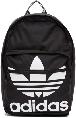 adidas Black Trefoil Backpack