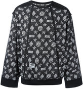 Kokon To Zai monogram sweatshirt