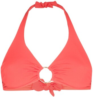 Melissa Odabash Brussels halter neck bikini top