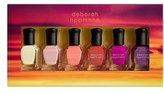 Deborah Lippmann Sunrise Sunset Gel Lab Pro Nail Color Set - No Color