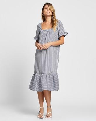 Atmos & Here Bella Midi Dress