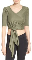 Free People Women's Sacred Wrap Top