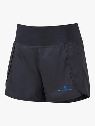 Ronhill Tech Revive Running Shorts, Black/Azurite