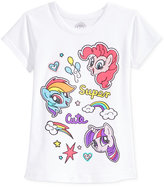 My Little Pony Graphic-Print T-Shirt, Toddler Girls (2T-4T) & Little Girls (2-6X)