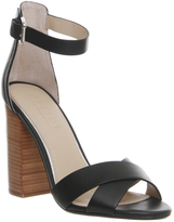 Office Pure Block Heel Sandals
