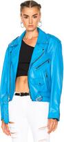 Enfants Riches Deprimes Leather Jacket