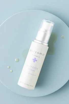 PURSOMA Sleepover Ritual Overnight Face Oil By in White