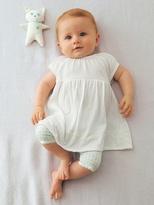 Vertbaudet Baby Dress & Leggings Outfit Set