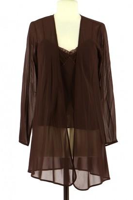 Gerard Darel Brown Jacket for Women