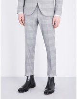 Tiger Of Sweden Gordon Tapered Wool-blend Trousers