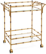 One Kings Lane Constantine Bar Cart, Gold
