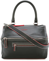 Givenchy contrast lining tote bag