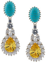 Iosselliani Burma earrings