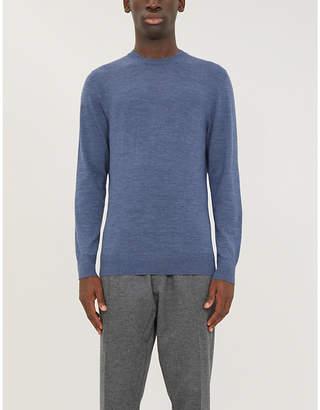 Richard James Crewneck wool jumper