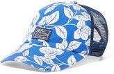 Ralph Lauren Floral Trucker Hat