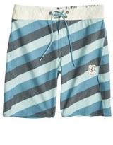 Volcom Boy's 'Stripey Slinger' Board Shorts