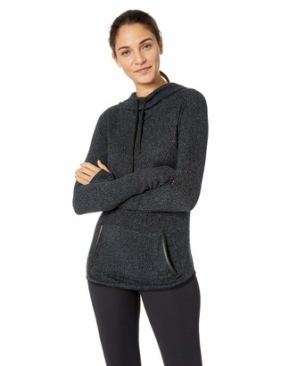 Andrew Marc Women's Hachi Funnel Neck Pullover
