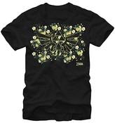 Zelda Men's Tee Shirts BLACK - Zelda Hyrule Emblem Tee - Men