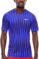 Nike Miler Dry Printed Top