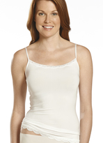 Jockey Womens No Panty Line Promise Tactel Lace Camisole Tops Camisoles nylon