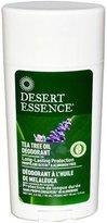 Desert Essence Deod,tea Tree W/Lavender, 2.5 Oz