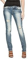 GUESS Women's Sarah Skinny Jeans in Medium Vintage Wash