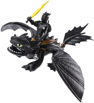 How To Train Your Dragon Dragon & Viking Toothless & Hiccup