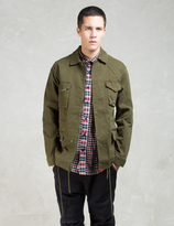 Publish Green Heller Jacket