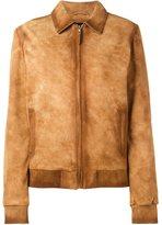 Filles a papa 'Max' jacket - women - Lamb Skin/Polyester - II