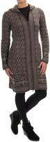 Telluride Long Cardigan Sweater - Full Zip (For Women)